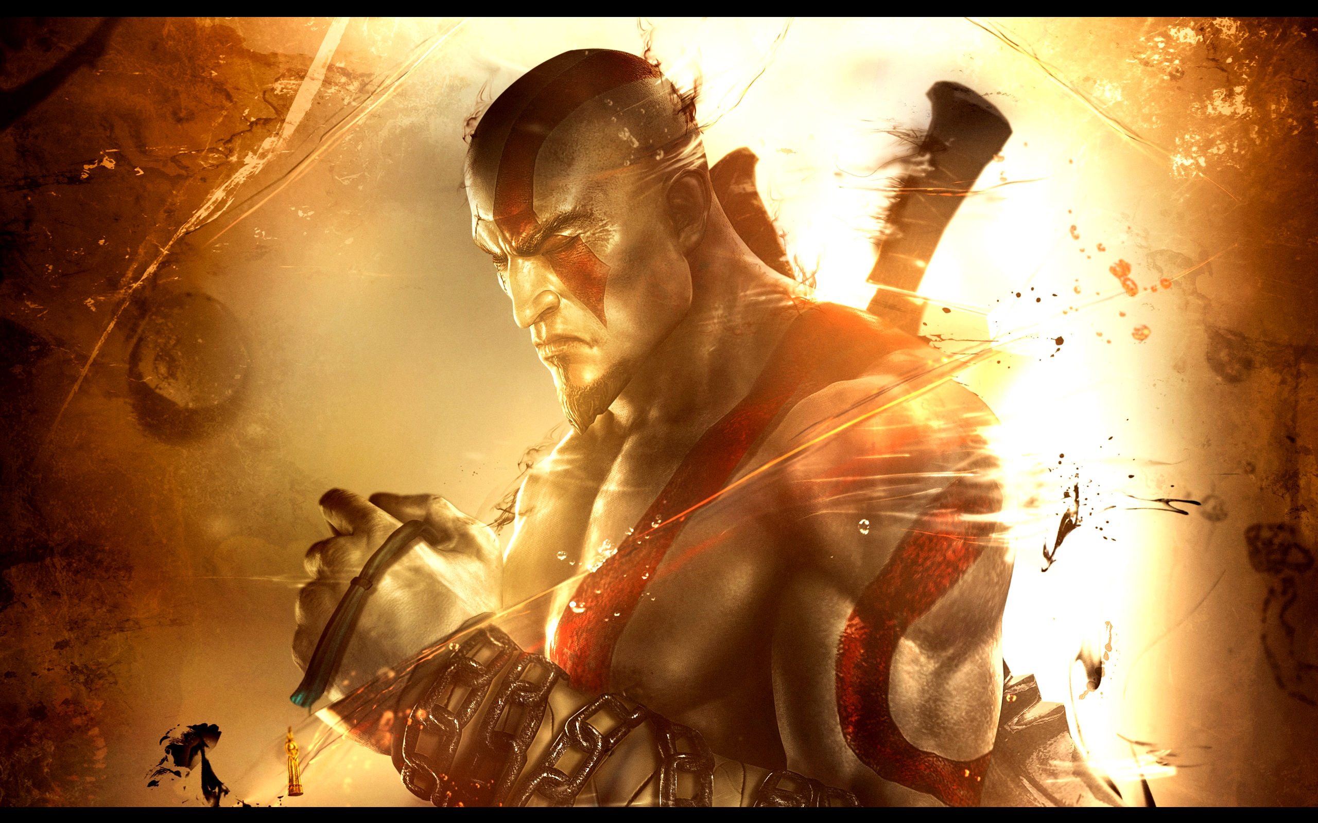 God of war ascension full hd wallpaper and background image video game god of war ascension wallpaper voltagebd Image collections