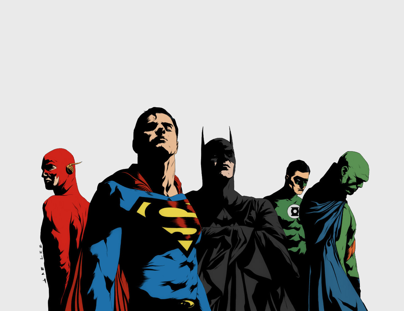 Superhero Computer Wallpapers, Desktop Backgrounds  1300x1000  ID