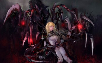 Anime - Claymore Wallpapers and Backgrounds ID : 296557