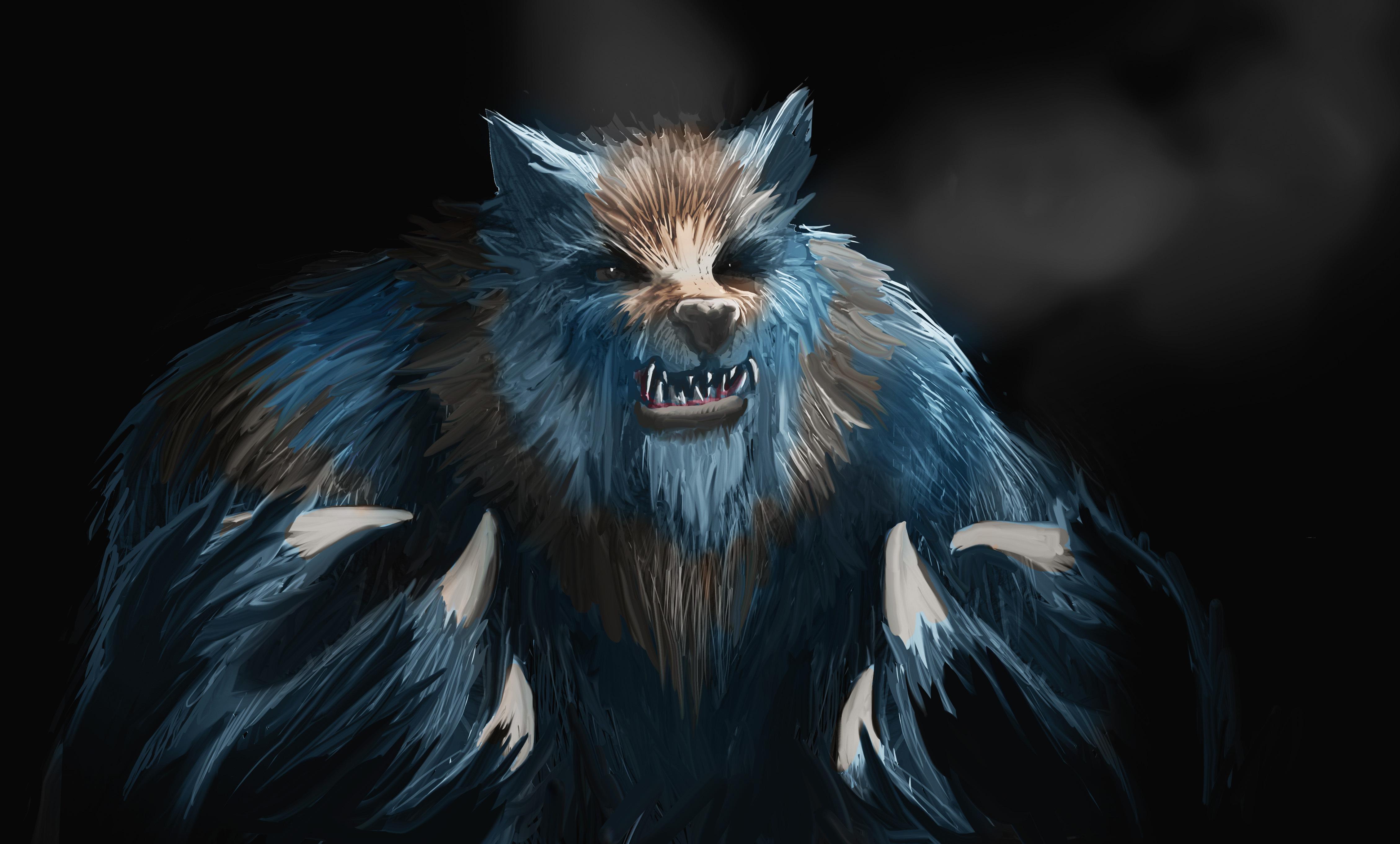 Werewolf 4k Ultra HD Wallpaper and Background | 4516x2723 ...