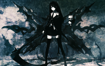 Anime - Black Rock Shooter Wallpapers and Backgrounds ID : 297687