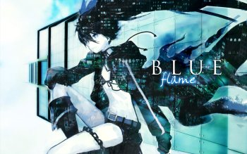 Anime - Black Rock Shooter Wallpapers and Backgrounds ID : 297879