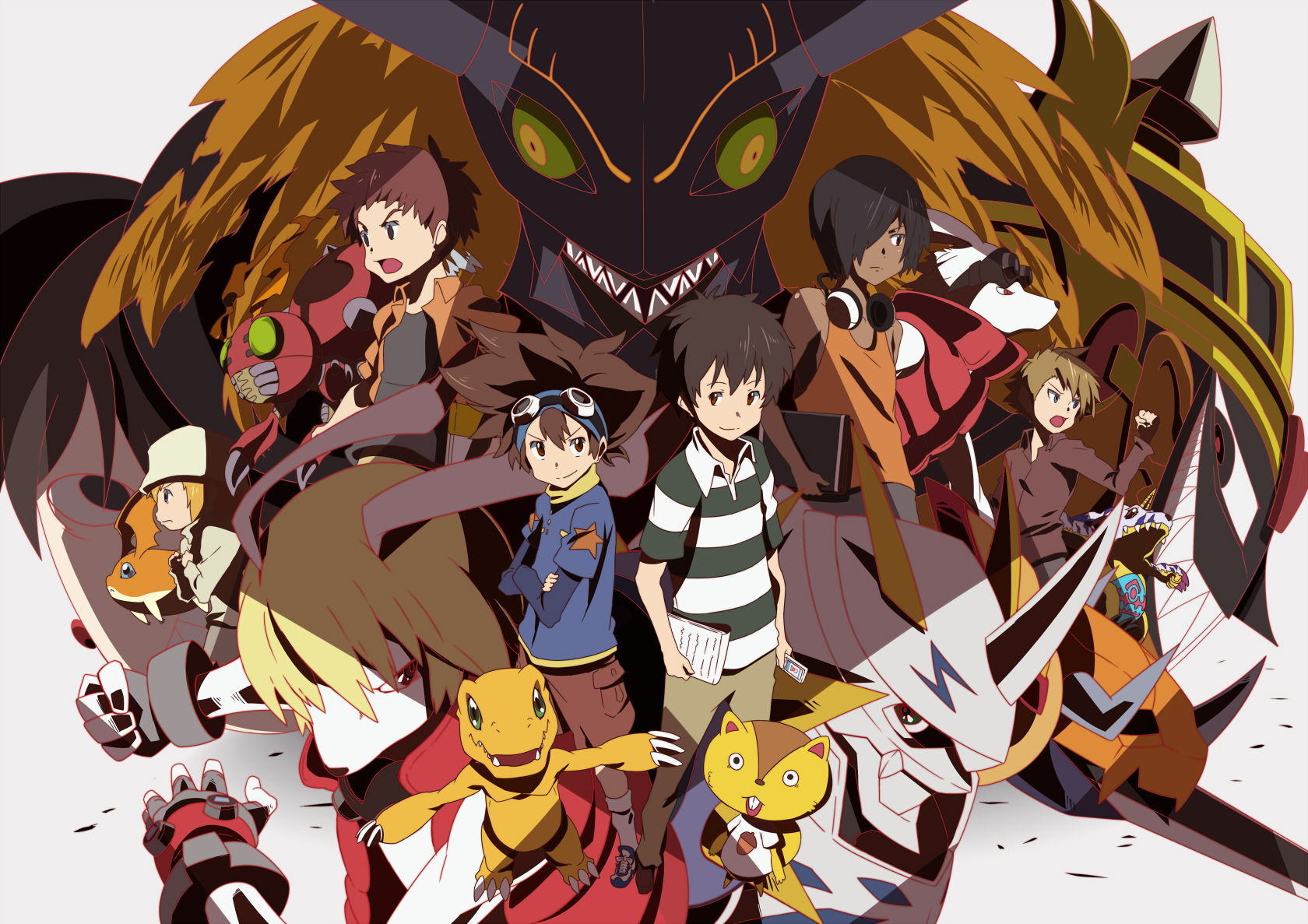 Digimon x summer wars wallpaper and background image - Anime war wallpaper ...