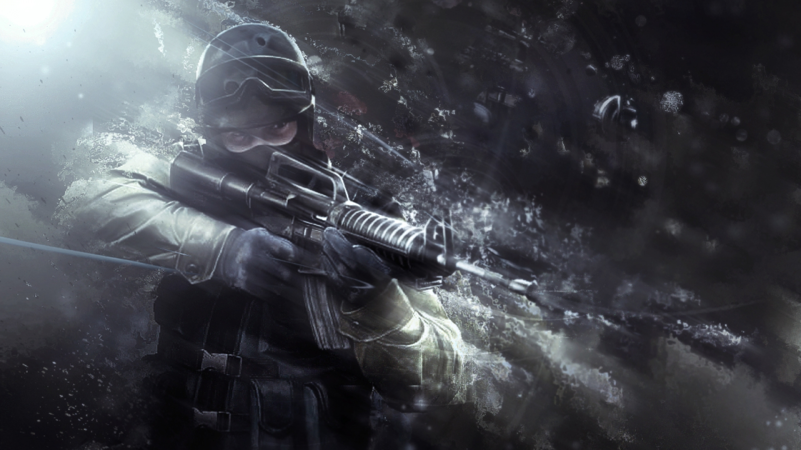 Counter strike source wallpaper and background image 1600x900 video game counter strike wallpaper voltagebd Choice Image