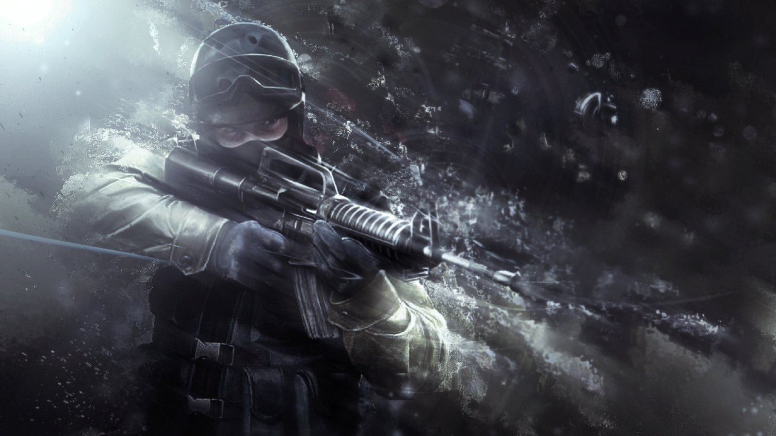 Counter strike source wallpaper and background image for Wallpaper sources