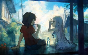 Anime - Anohana Wallpapers and Backgrounds ID : 298425