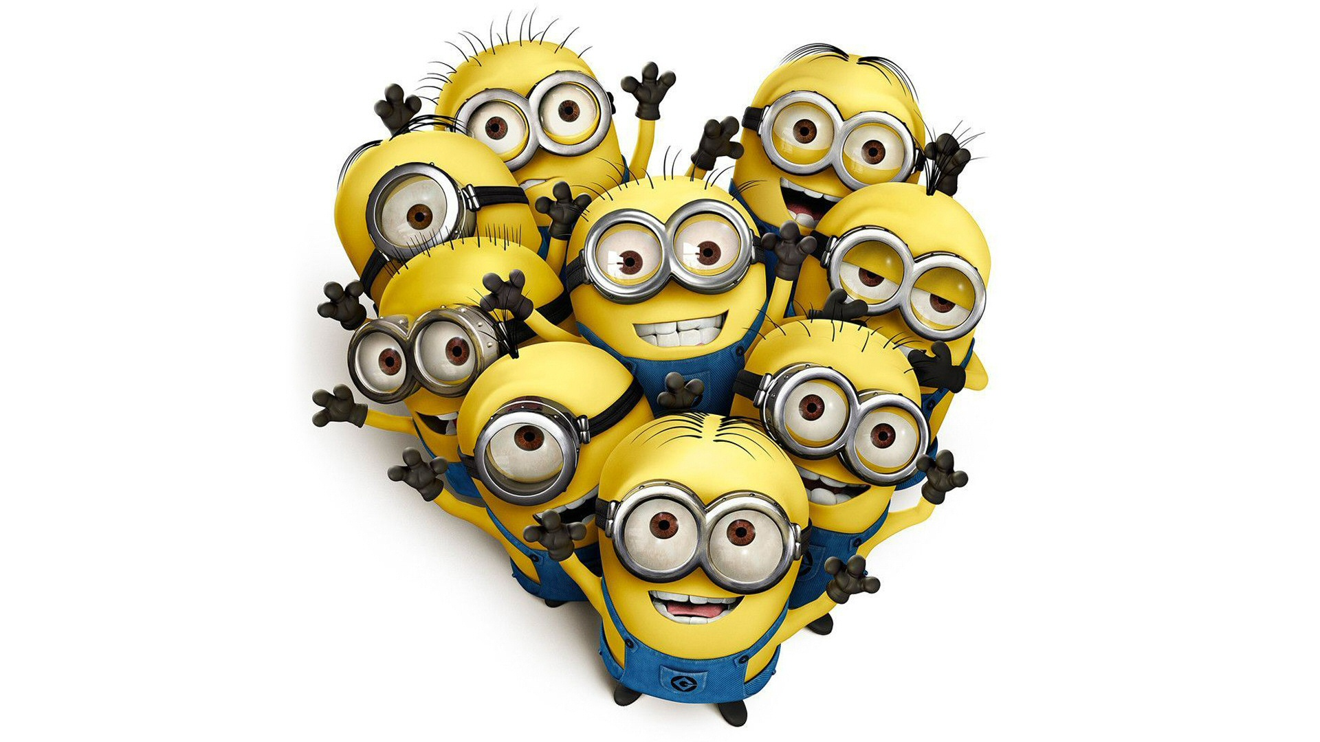 175 Despicable Me HD Wallpapers