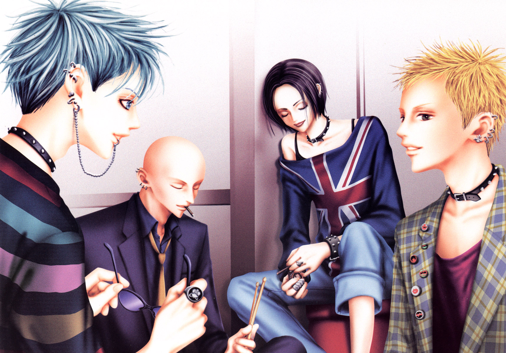 Image Result For Nana Anime Wallpaper Iphone