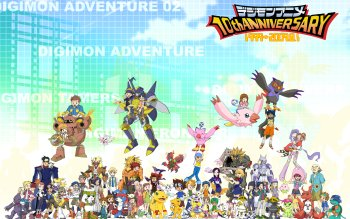 Anime - Digimon Wallpapers and Backgrounds ID : 299347