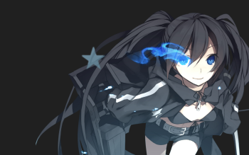 Anime - Black Rock Shooter Wallpapers and Backgrounds ID : 299369