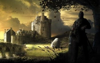Fantasy - Castle Wallpapers and Backgrounds ID : 299537