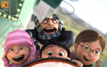 Movie - Despicable Me Wallpapers and Backgrounds ID : 299829