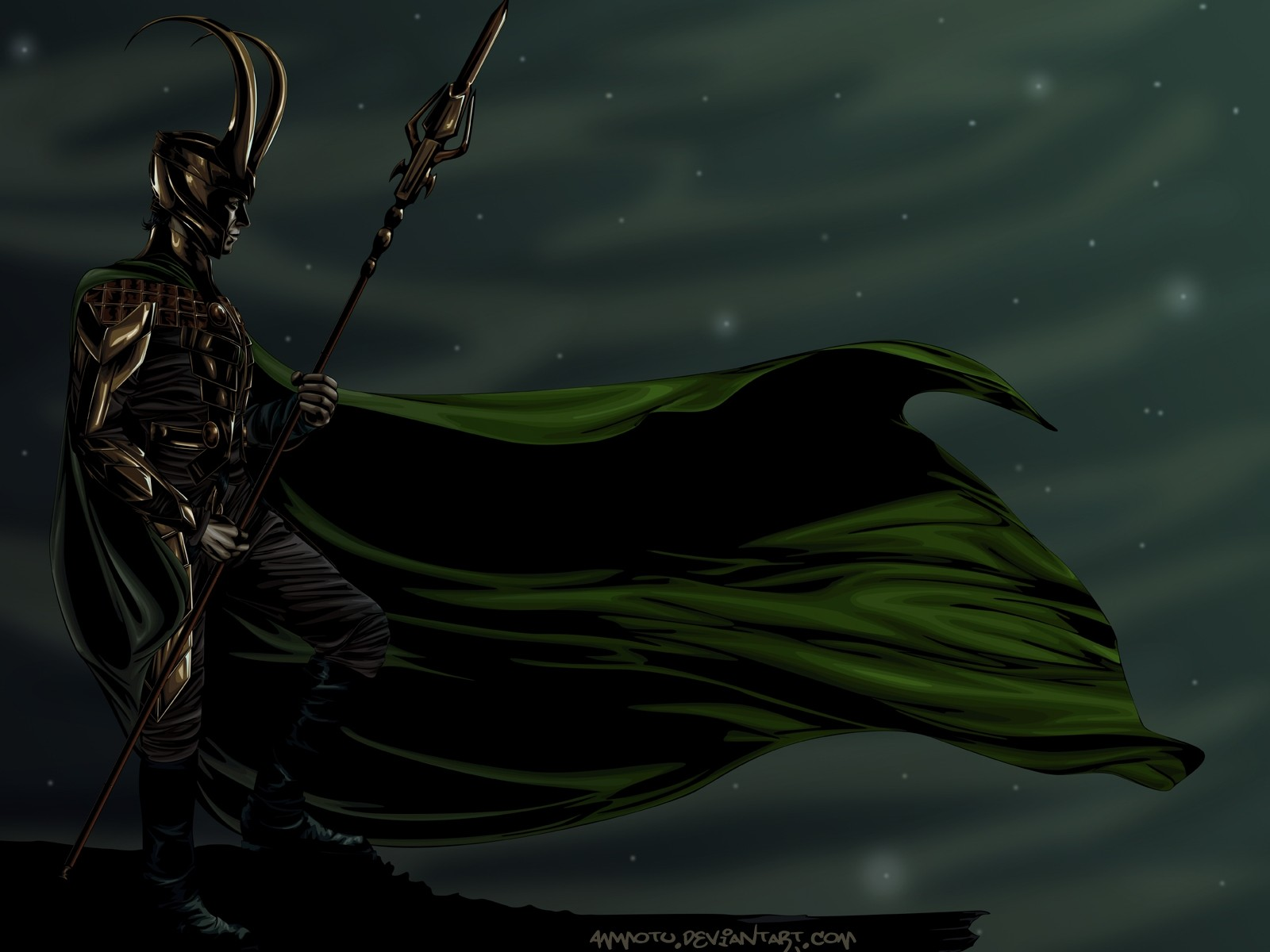 Loki Wallpaper and Background | 1600x1200 | ID:300127