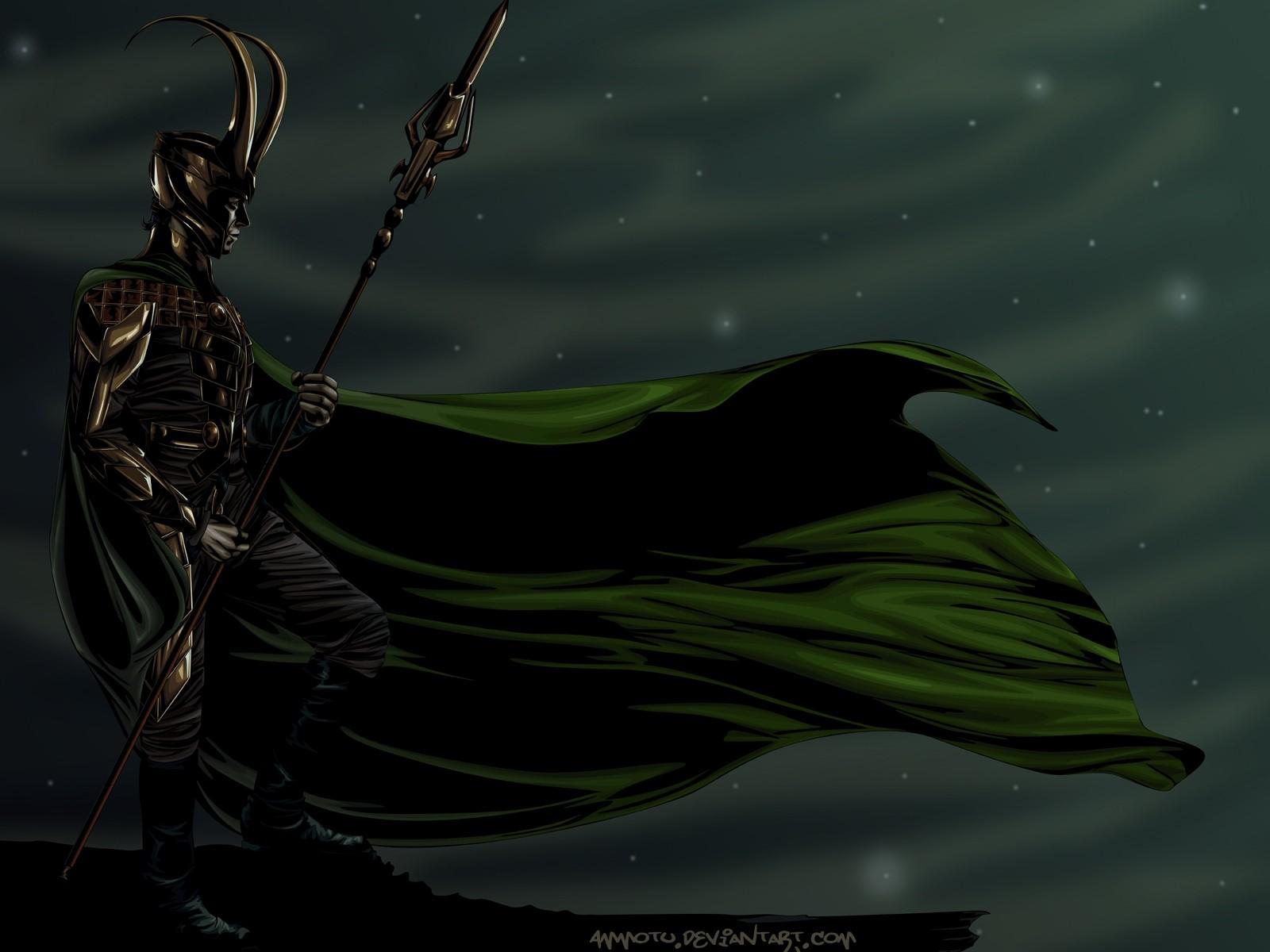 Loki Quotes Wallpaper