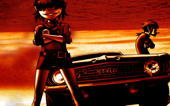 Musik - Gorillaz Wallpapers and Backgrounds ID : 300089