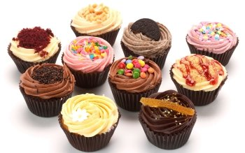 Alimento - Cupcake Wallpapers and Backgrounds ID : 300219