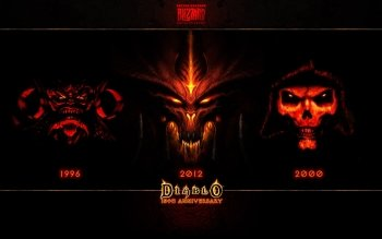 Video Game - Diablo Wallpapers and Backgrounds ID : 300235