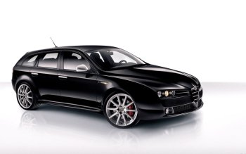 Veicoli - Alfa Romeo 159 Sportwagon Wallpapers and Backgrounds ID : 300255