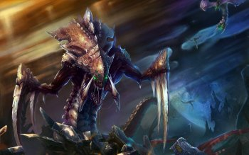 Video Game - Starcraft Wallpapers and Backgrounds ID : 300667