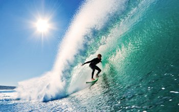 Deporte - Surfing Wallpapers and Backgrounds ID : 300757