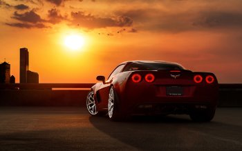 Vehicles - Corvette Wallpapers and Backgrounds ID : 300837