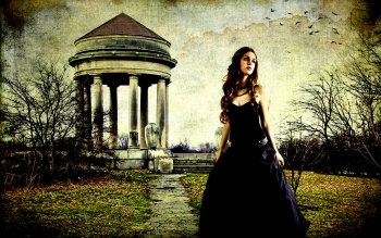 Women - Gothic Wallpapers and Backgrounds