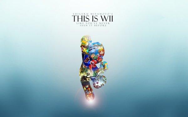 Video Game Nintendo Wii Consoles Nintendo Mario Wii HD Wallpaper | Background Image