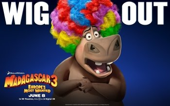 Movie - Madagascar 3: Europe's Most Wanted Wallpapers and Backgrounds ID : 301217