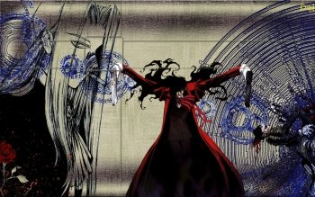 Anime - Hellsing Wallpapers and Backgrounds ID : 301847