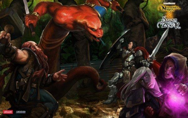 Video Game Neverwinter Nights 2 Neverwinter Nights HD Wallpaper   Background Image
