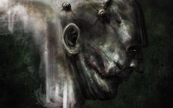 Oscuro Frankenstein Horror Espeluznante Spooky Terrorífico Gótico Monstruo Fondo de pantalla HD | Fondo de Escritorio