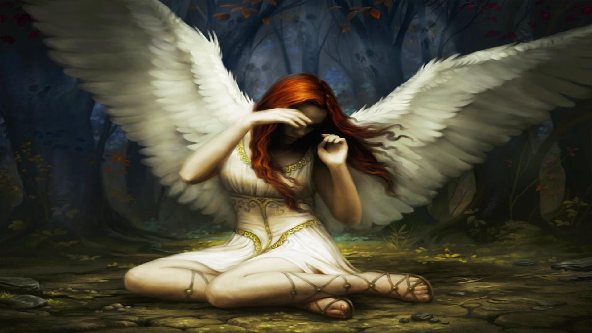 Ilustraciones ángeles 2