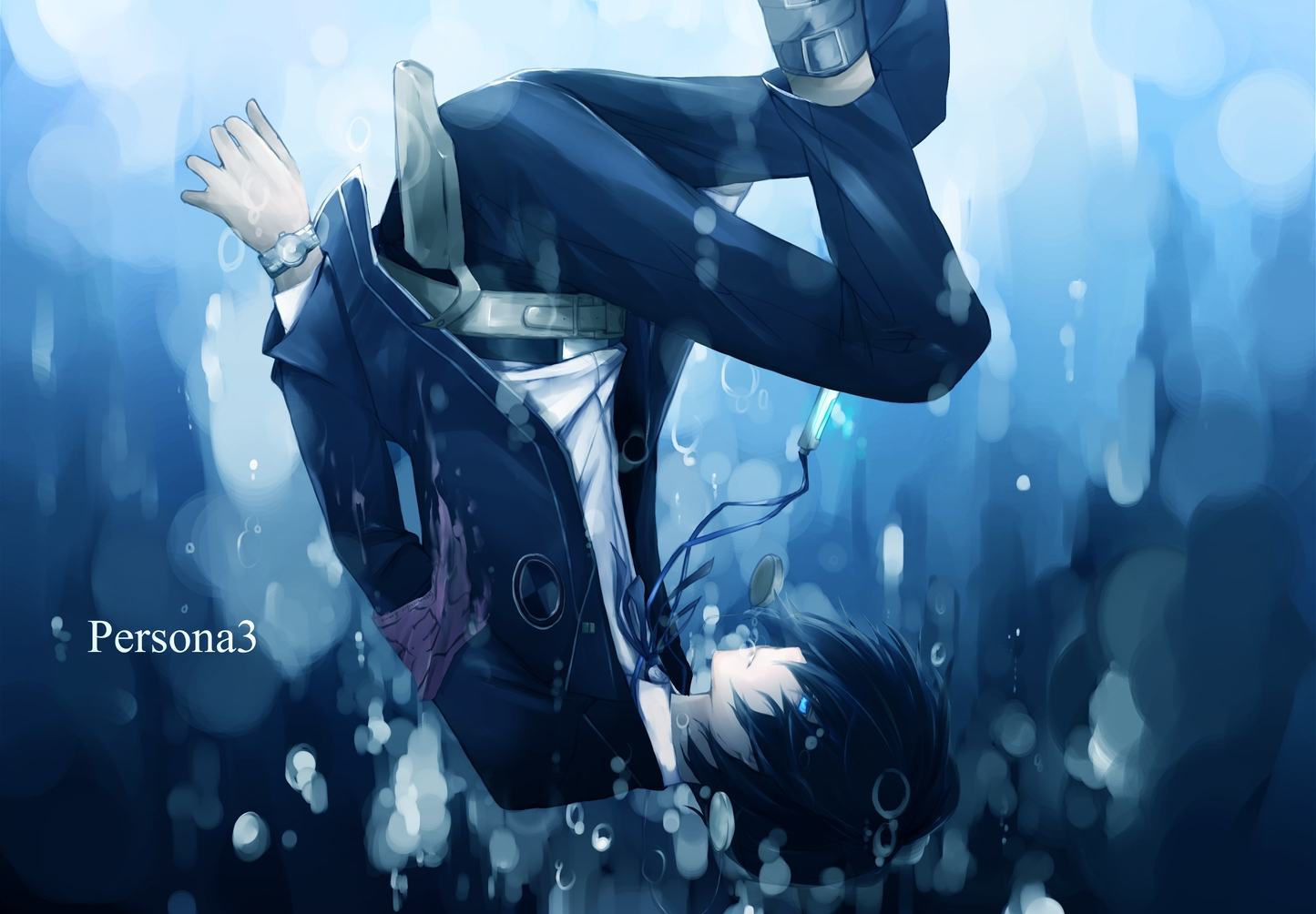 Persona3 Wallpaper 4k Thanatos: Persona 3 Wallpaper And Background Image