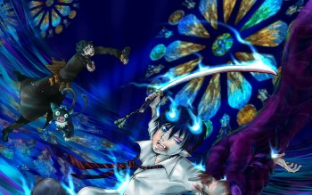 Anime - Ao No Exorcist Wallpapers and Backgrounds ID : 302477