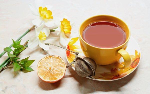 Food Tea Still Life HD Wallpaper | Background Image