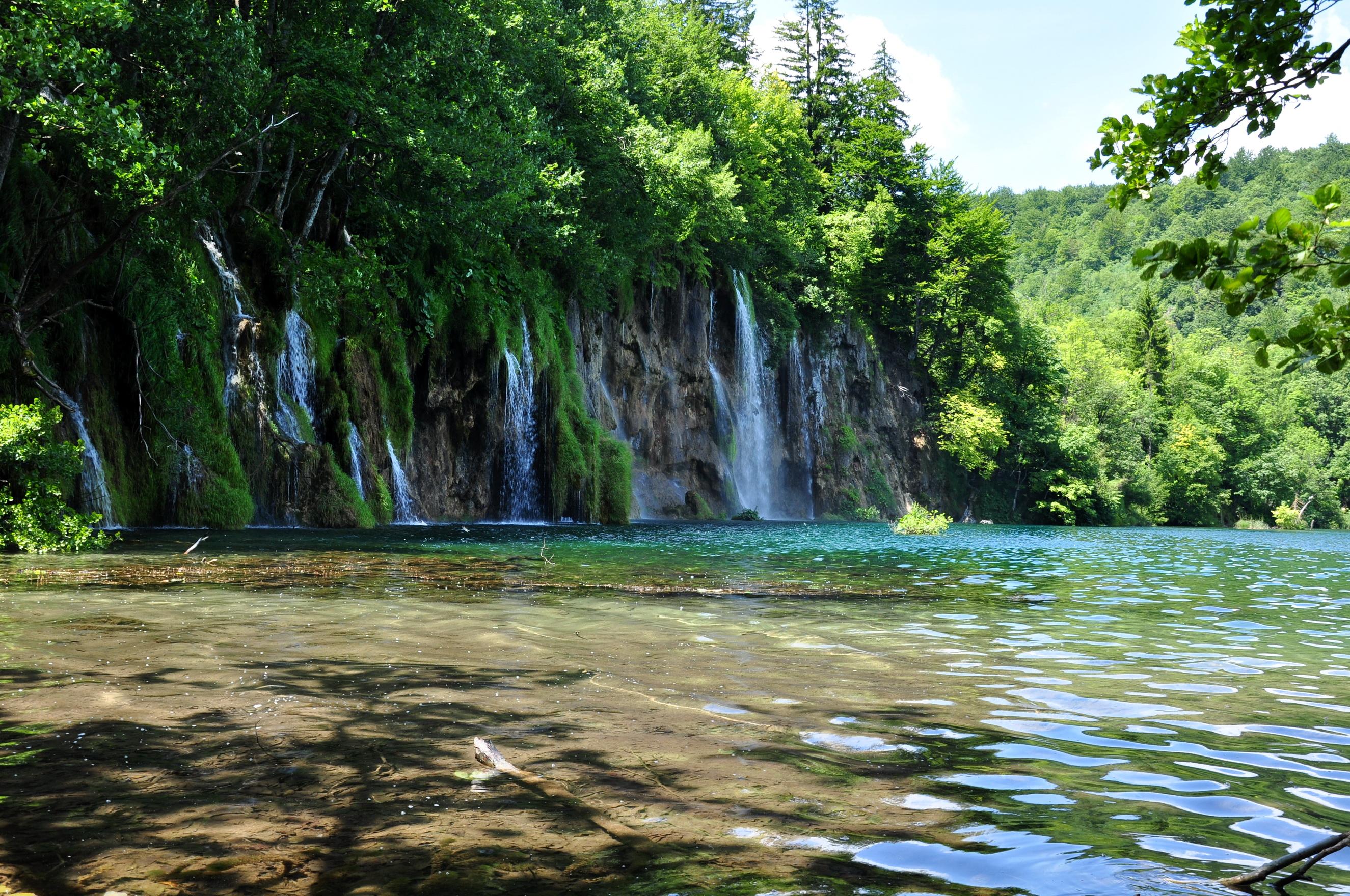 Jungle Waterfall Wallpaper Hd: Waterfall HD Wallpaper
