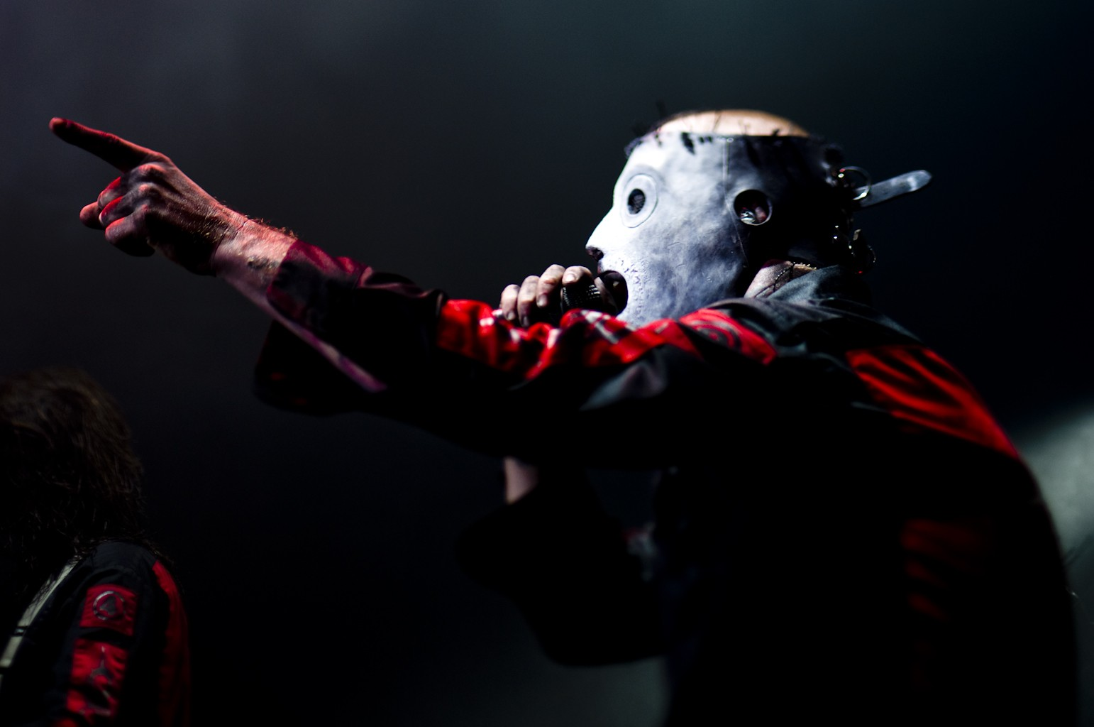 Slipknot Wallpaper And Background Image 1542x1024 Id304350