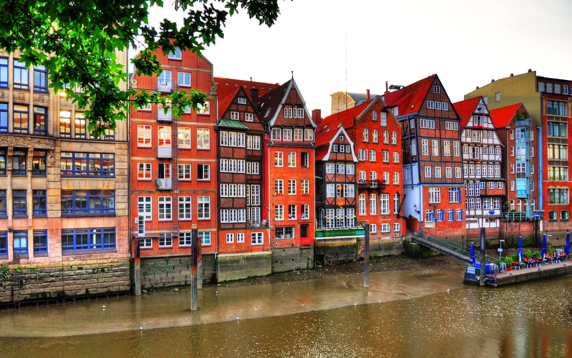 Hamburg Germany Computer Wallpapers Desktop Backgrounds