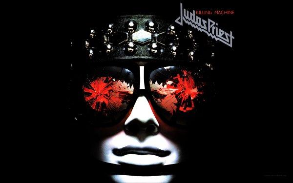 Music Judas Priest Band (Music) United Kingdom Heavy Metal Metal Hard Rock Album Cover HD Wallpaper | Background Image