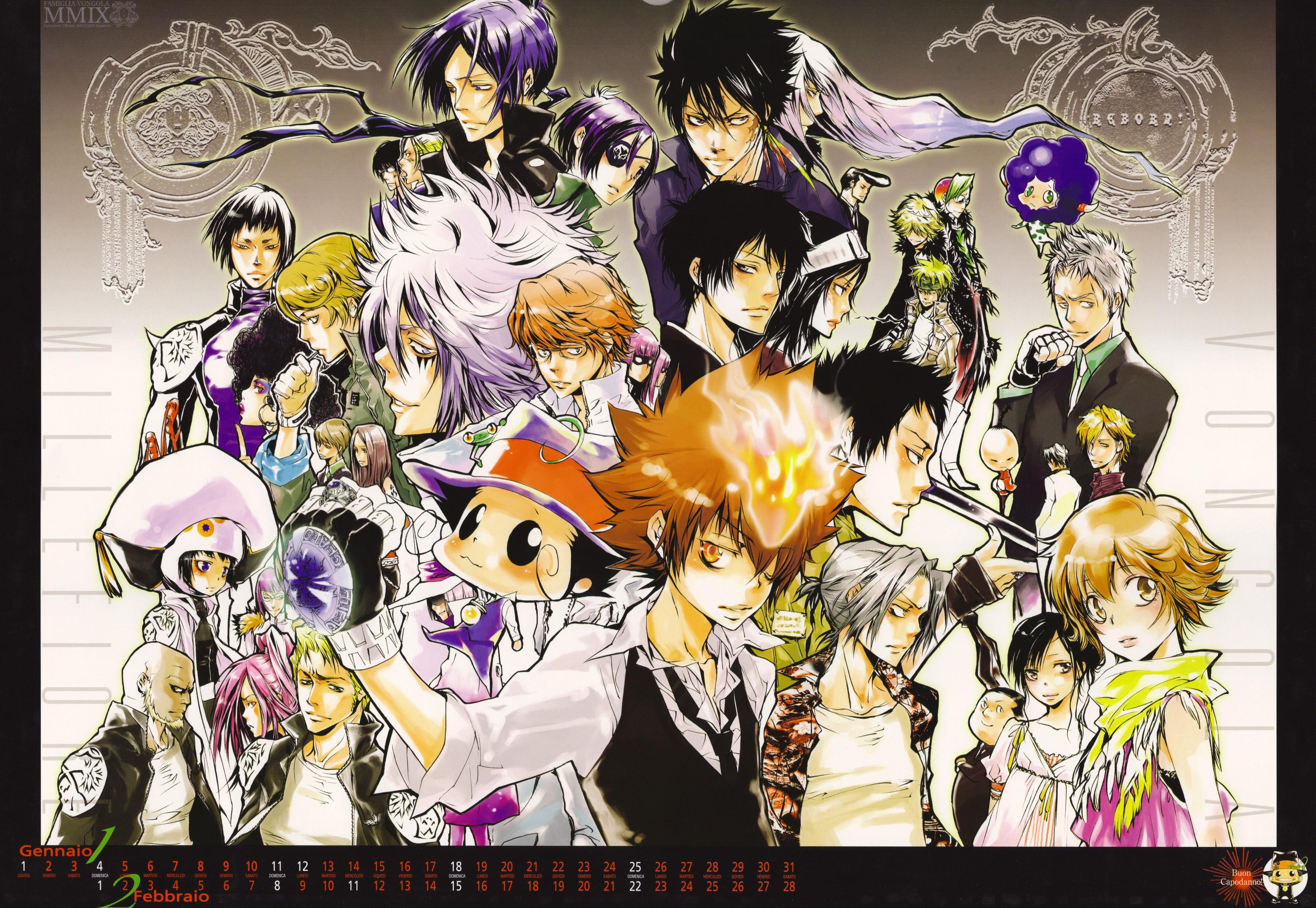 Katekyoshi Hitman Reborn ! (Reborn!) 305312