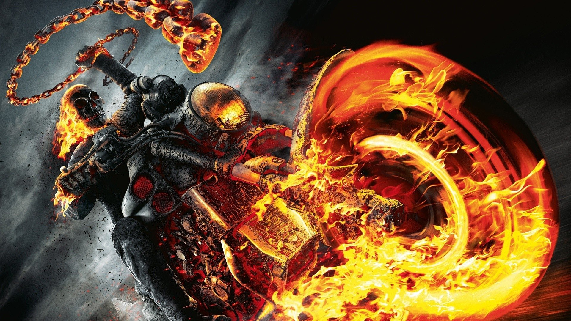 144 Ghost Rider HD Wallpapers