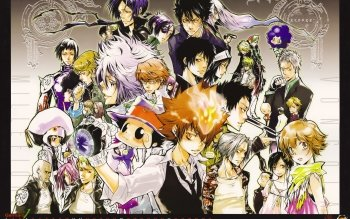 Anime - Katekyo Hitman Reborn! Wallpapers and Backgrounds ID : 305312