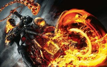 Comics - Ghost Rider Wallpapers and Backgrounds ID : 305962