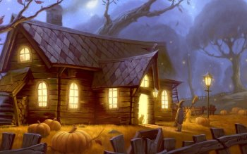 Holiday - Halloween Wallpapers and Backgrounds ID : 306442
