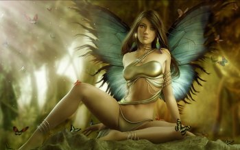 Fantasy - Fairy Wallpapers and Backgrounds ID : 306502