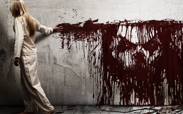 Movie Sinister Creepy Blood HD Wallpaper   Background Image