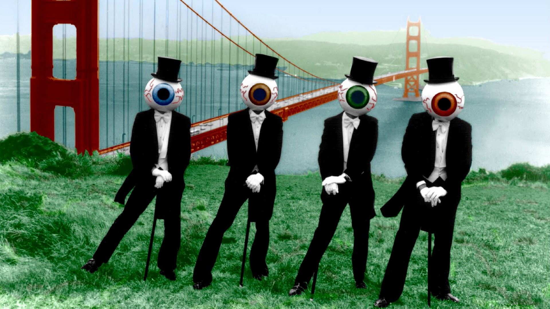 The Residents HD Wallpaper | Background Image | 1920x1080 ...