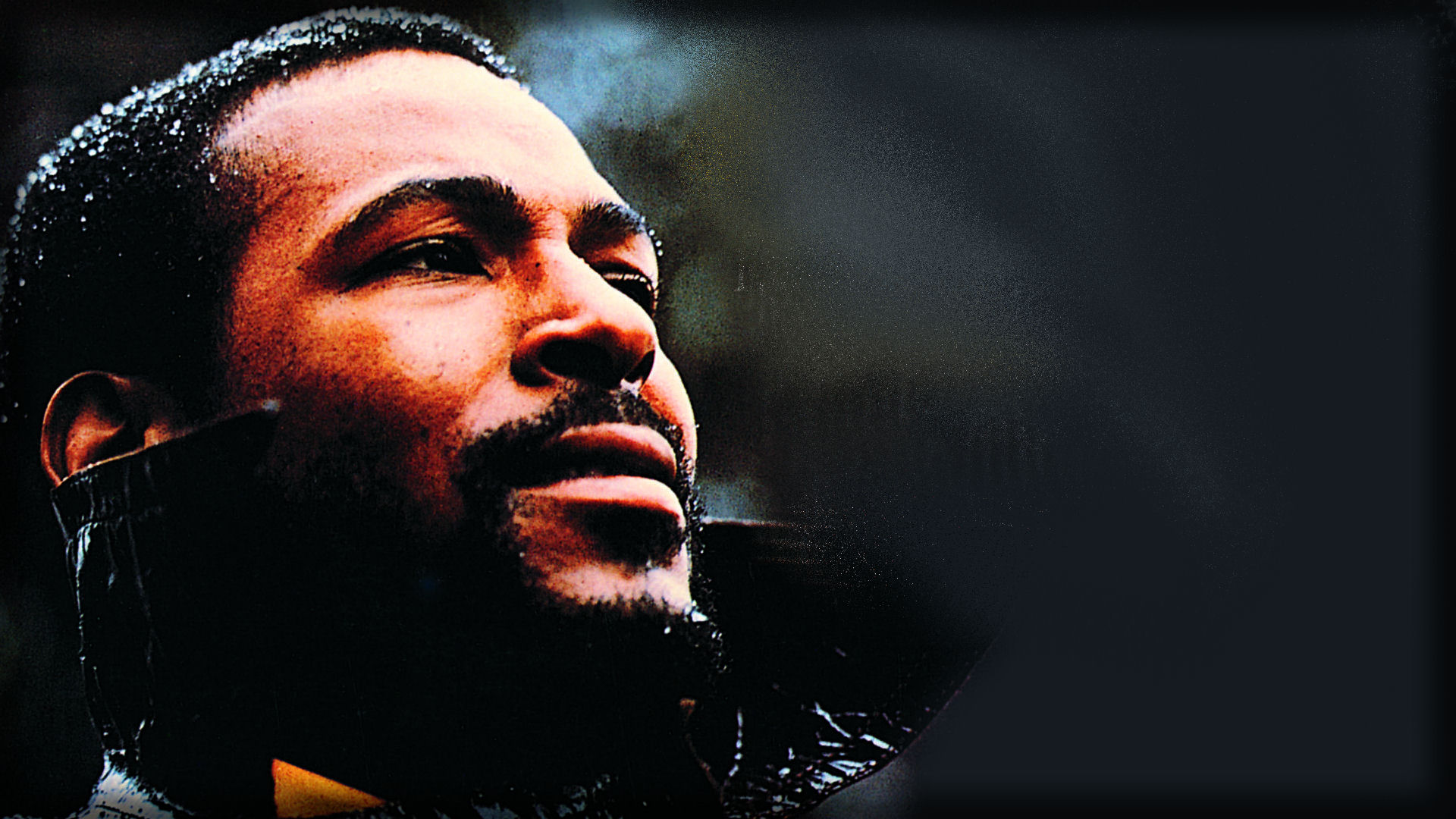 Marvin gaye and