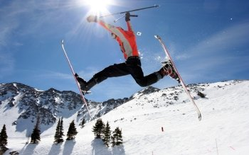 Deporte - Skiing Wallpapers and Backgrounds ID : 307090