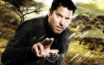 Televisieprogramma - Heroes Wallpapers and Backgrounds ID : 307242